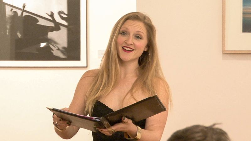 Sarah Hawkey Soprano